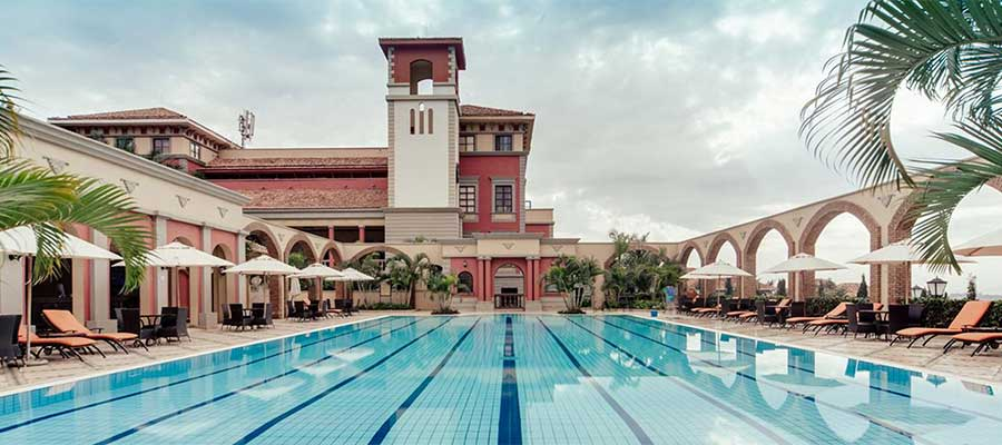 Lake Victoria Serena Resort